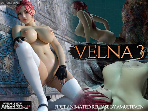Amusteven – Velna 3 The Animation – Affect3D FullHD 1080p