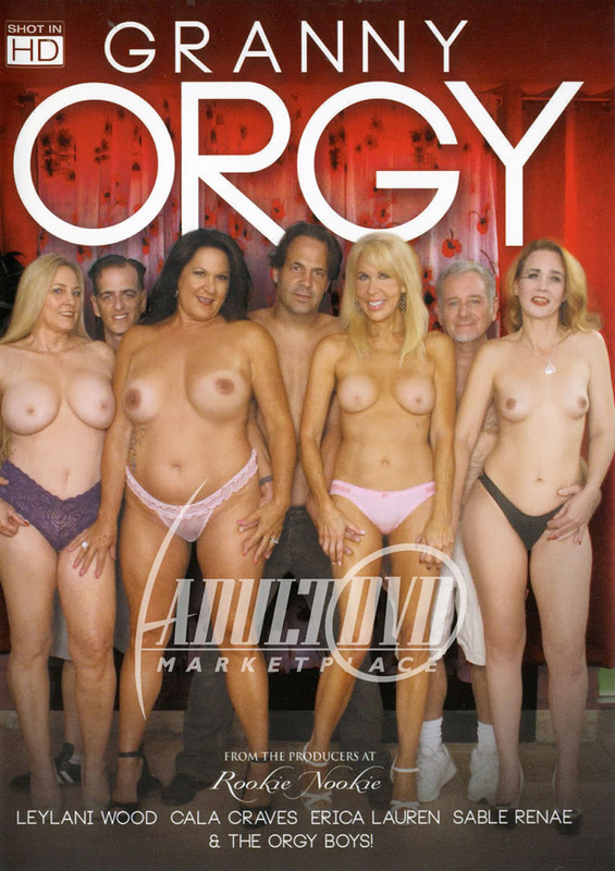 Granny Orgy (ROOKIE NOOKIE PRODUCTIONS/2016)