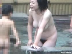 Aquaな露天風呂Vol.552