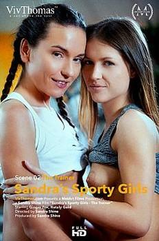 Sandras Sporty Girls Episode 2 The Trainer (2016)