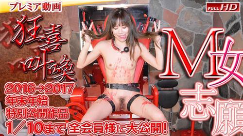 ガチん娘 gachip345 絵里子-M女志願14