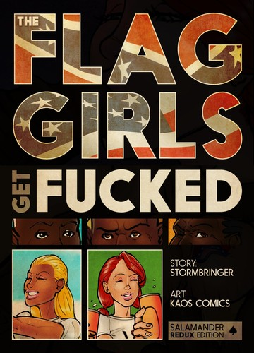 Kaos – Flag Girls Get Fucked (Original) Update!