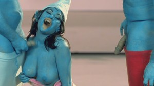 Charley Chase - This Ain't the Smurfs XXX sc2, 2012, HD, 720p