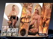 The Dude 3DX - Lust Unleashed - Glam Gone Wild