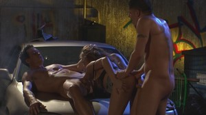 Juelz Ventura - This Ain't Terminator XXX sc1, 2013, HD, 720p