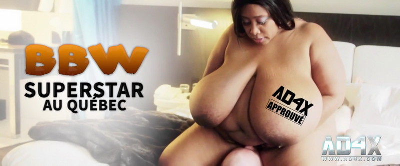Cotton Candi   Mega Busty BBW Superstar in QUEBEC FullHD 1080p