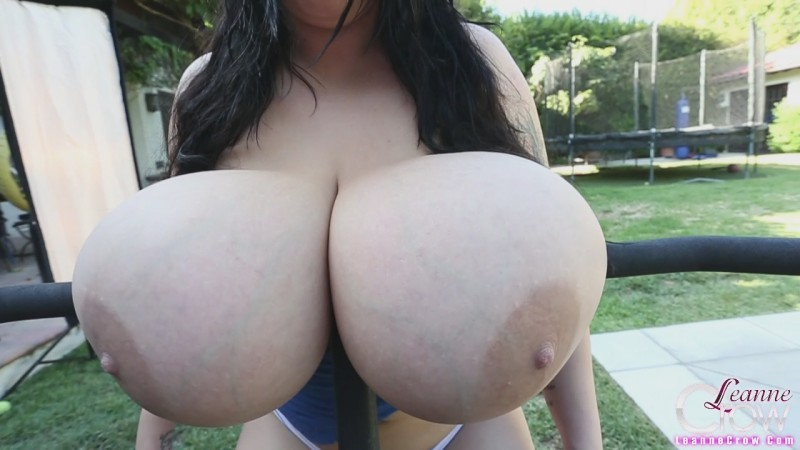 Leanne Crow   Giant Tits Outdoor Ride 5D 1 720p