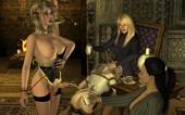 Lynortis Dickgirl Maid Training