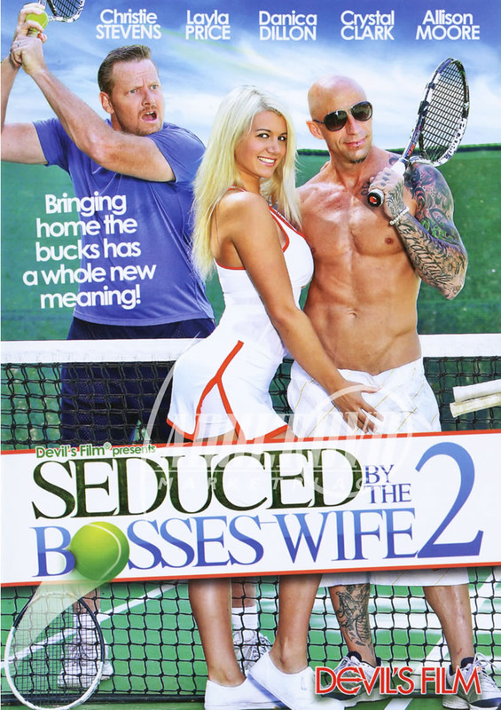 Seduced By The Bosses Wife 2 (DEVIL'S FILMS)