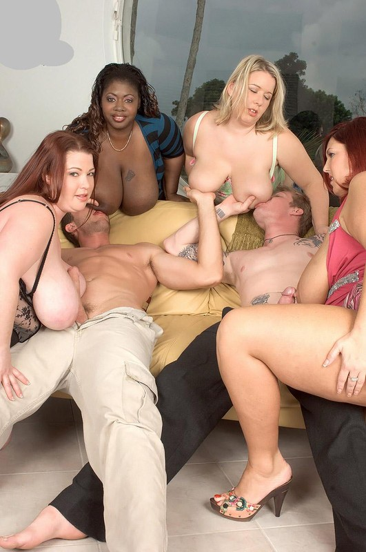 Ivy Dreams, Lovely Libra, Madi Jane, Peaches LaRue & Shugar – Busty BBW Graduation