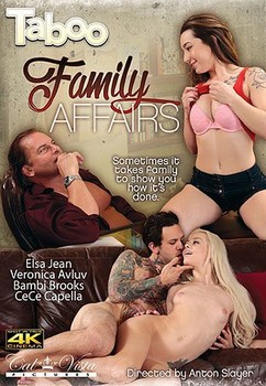 Taboo Family Affairs (2017/720p)