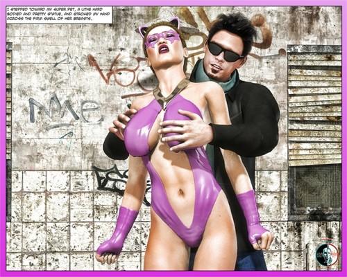Mitru - Purple Kitty - The Sex Dictator (ongoing)