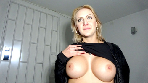 Public Agent - Jessica Hunter (Perfect Boobs Get Covered In Jizz)