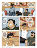 Legend of Korra Porn Comic by Area