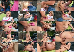 Brazzers Kali Roses Why She Likes To Bike