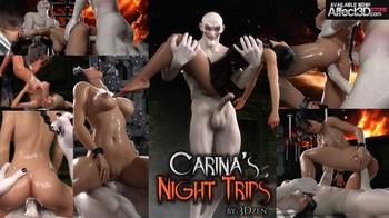 Carina's Night Trips 01 by 3DZen