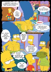 The Simpsons Remembering Mom Part 3-4 by Croc