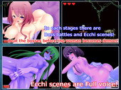 Ranunculus - The princess of taboo - Hentai game