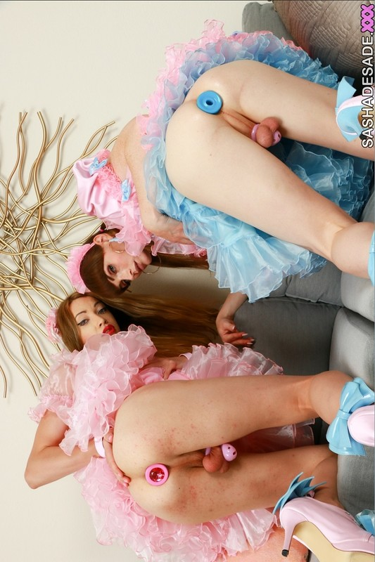Sissy To-Do List – Sasha de Sade & Natalie Mars (2 January 2018)