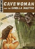 Cavewoman and the Gorilla Master