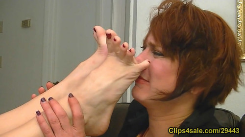Perilous Pedicures! Ticklish Investment! (HD)