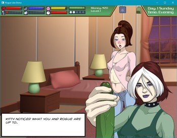 DOWNLOAD XXX Porn Game: Rogue-like: Evolution 0.980 - Oni is creating Artwork and an Ero-Game