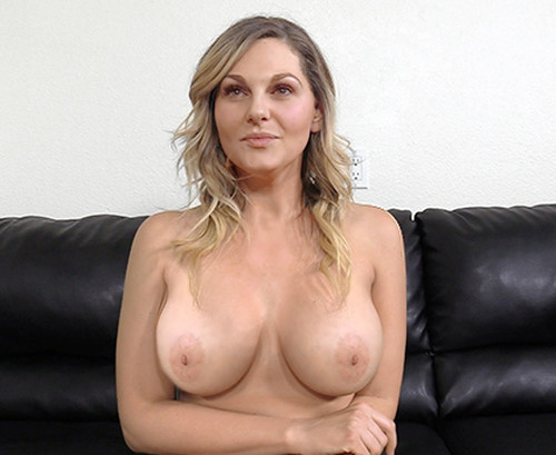 Backroom Casting Couch - Tessa
