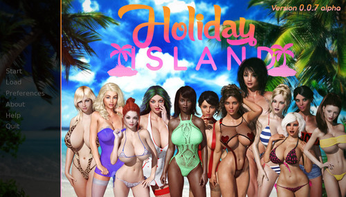 Holiday Island [v0.0.7 Alpha] [darkhound1]