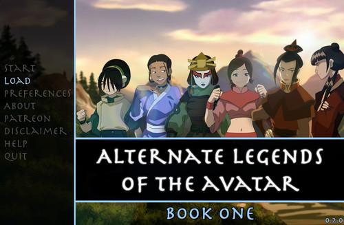 Alternate Legends of the Avatar [v0.2.0] [Apexoid]