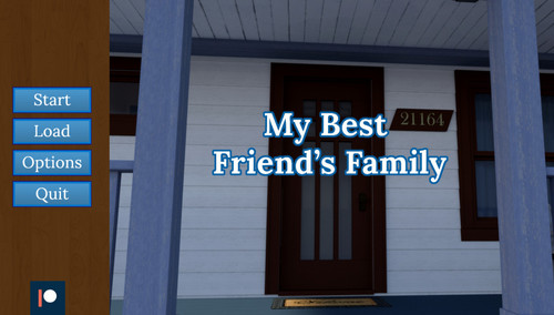 My Best Friend's Family [v0.03] + Extras Walkthrough [Iceridlah Games]