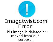 Karina Jelinek sexy ass in thong at the beach