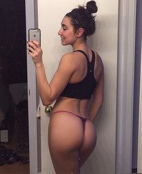 Sorry, Teen girl butt nudes in mirror