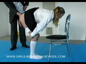 0485 - Jenny - Studio punishment
