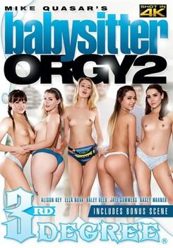 Babysitter Orgy 2 (2017)