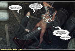 MITRU - BLUNDER WOMAN - X-MAS KINKY TALES (UPDATE, NEW COMIC ADDED)