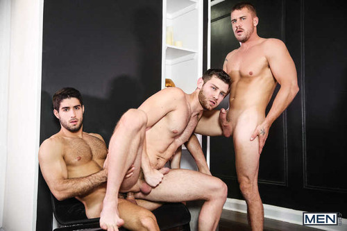 MEN – Stealth Fuckers Part 13 (Darin Silvers, Diego Sans & Jacob Peterson)