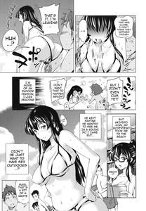 [Shiomaneki] Kouzen Waisetsu Kanojo | Indecent Exposure Girlfriend (Complete) [Decensored]