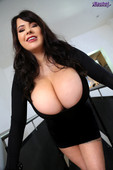 Rachel Aldana - Little Black Dress - Set 1