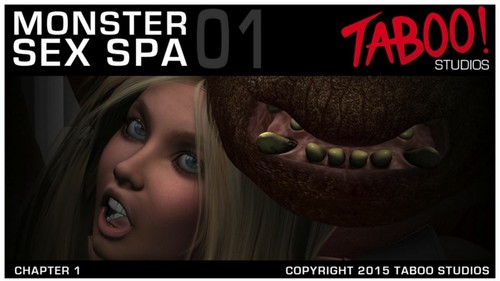 Monster Sex Spa 01 by Gonzo (ongoing)