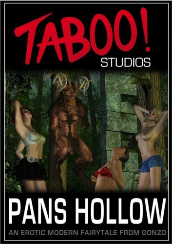 Pans Hollow by Gonzo (ongoing)