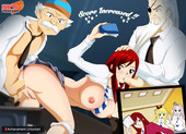 Fairy Tail Pix's Comics