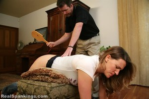 Monica Punished With Belt And Paddle (part 2 Of 2) - image6
