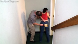 Jessy: Paddled In The Hallway - image5