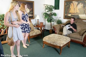 Alex: Punished In Front Of Her Friends - image1