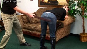 Devons Belt Interview And Punishment - image3