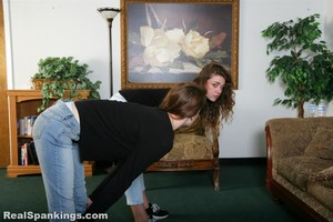 Two Girl Whoopin' In The Living Room (part 1) - image3