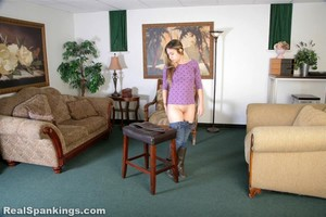 Harlan Is Spanked Hard By Mr. M (part 2 Of 2) - image1
