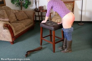 Harlan Is Spanked Hard By Mr. M (part 2 Of 2) - image6