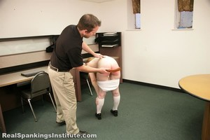 Ivy's Long Day Of Punishments By The Dean (part 1 Of 2) - image1