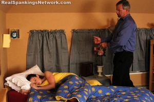 Bailey Receives A Morning Spanking - image2